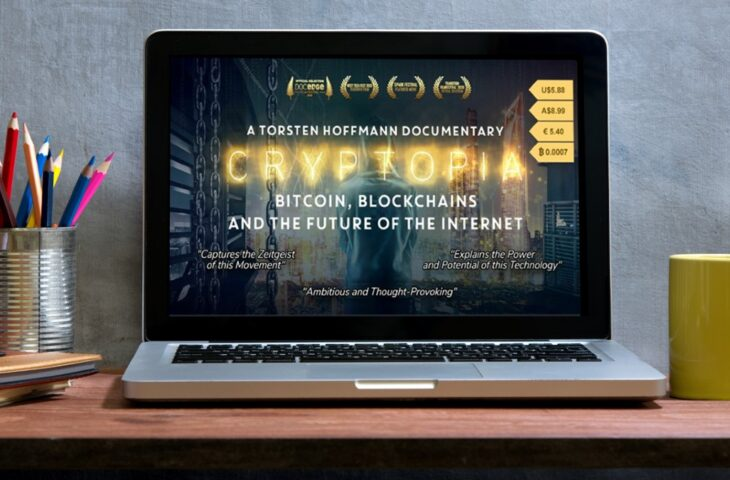 Cryptopia filmi