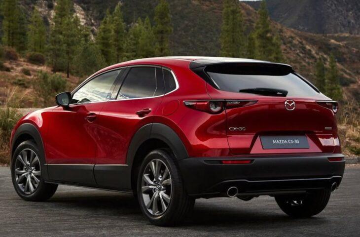 Mazda'nın elektrikli otomobili