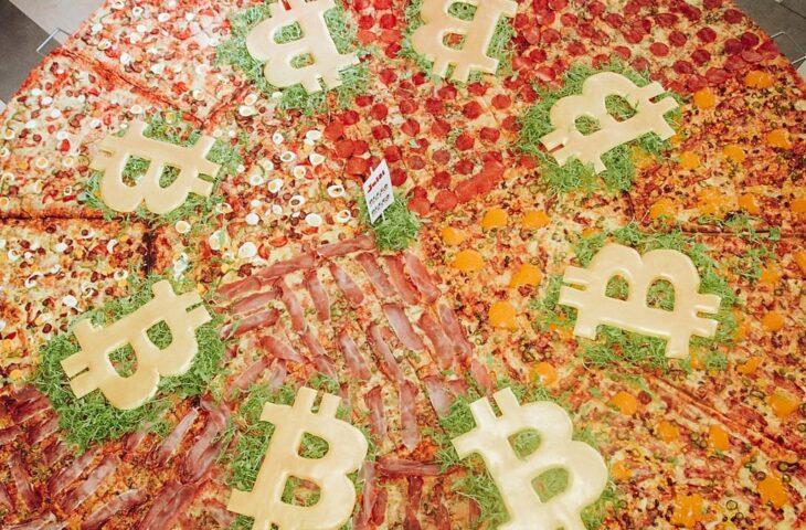 Pizza Bitcoinleri