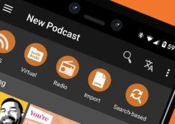 Podcast Addict uygulaması kaldırıldı