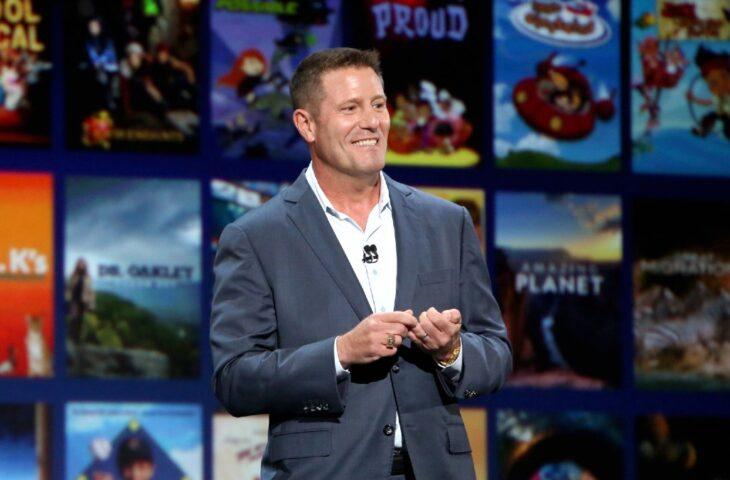 TikTok CEO'su Kevin Mayer