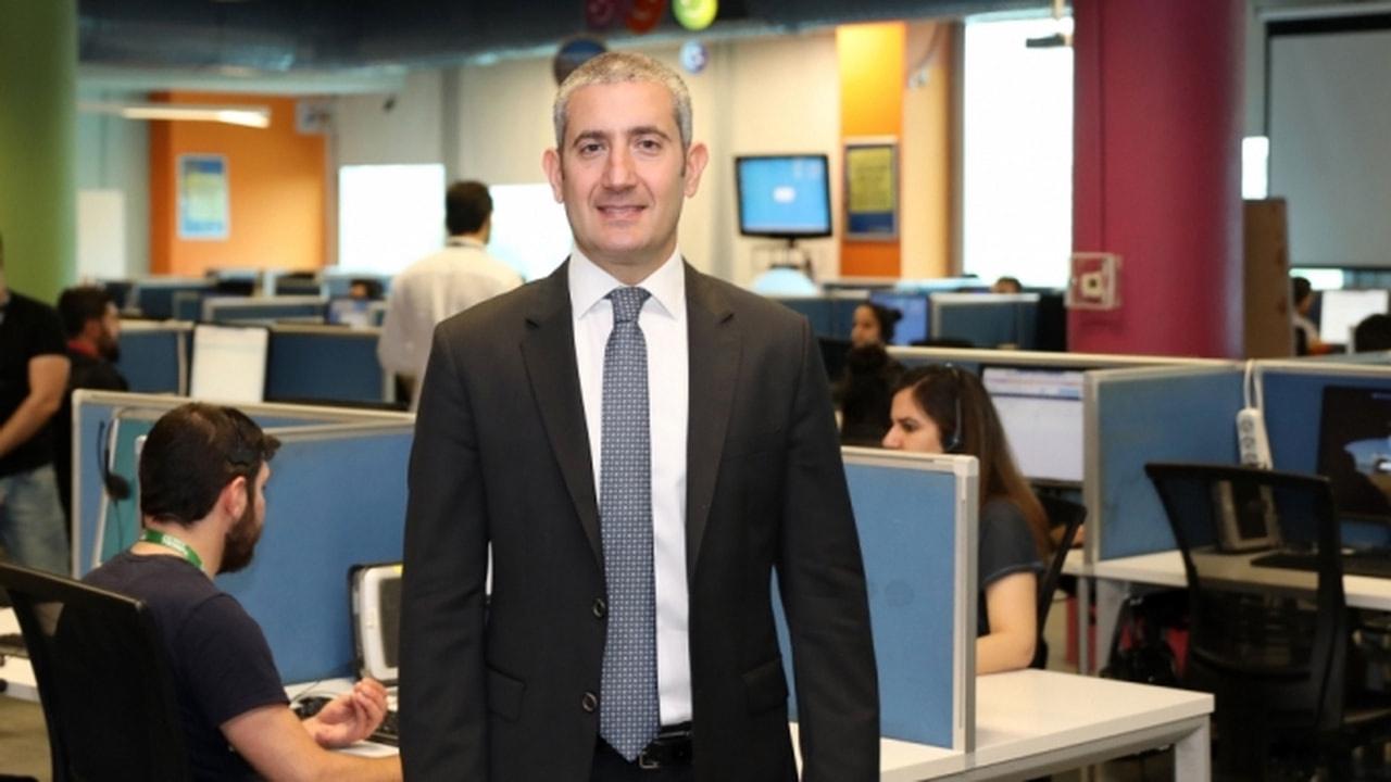Turkcell Global Bilgi Genel Müdürü Çağatay Aynur