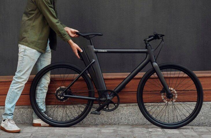 Akıllı elektrikli bisiklet