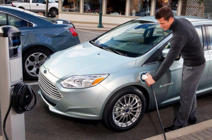 elektrikli Ford araçlar