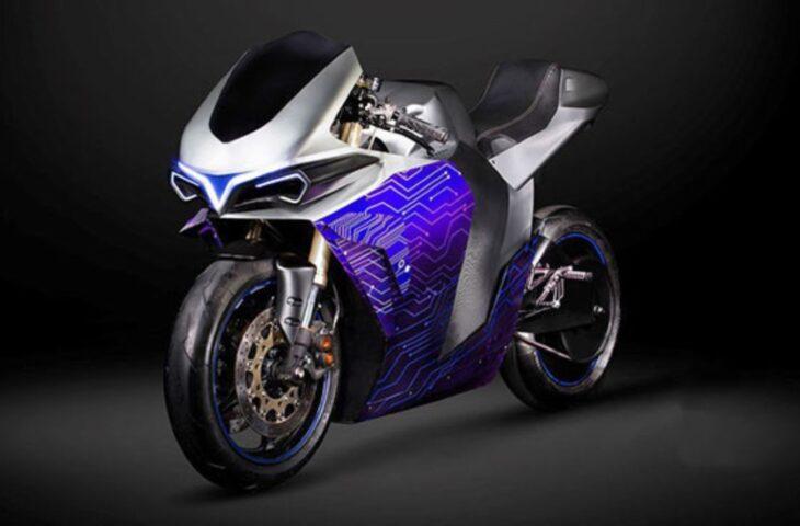 Elektrikli motosiklet The Emula