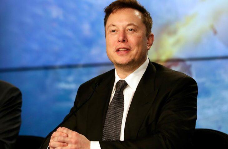 Elon Musk ile Amazon
