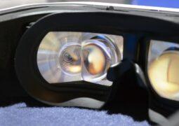 Facebook VR gözlük