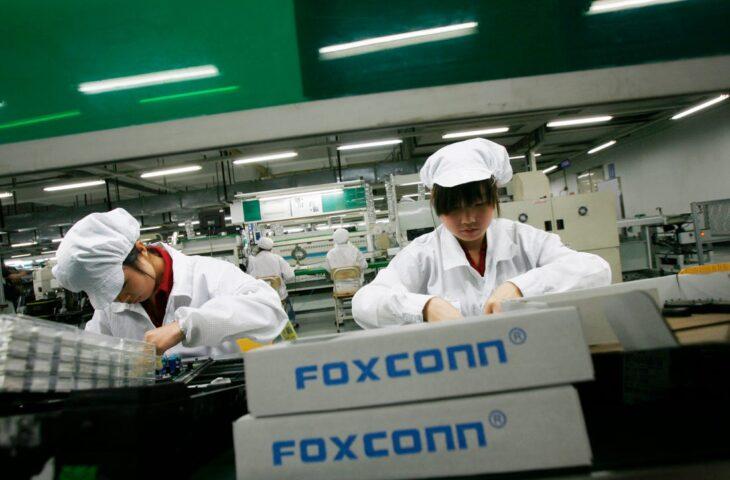 Foxconn Hindistan