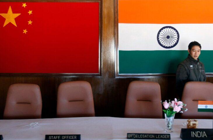 Hindistan ile Çin