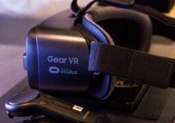 Samsung VR gözlüğü