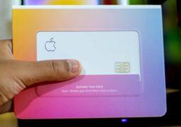 Apple Card web portalı geliştirildi