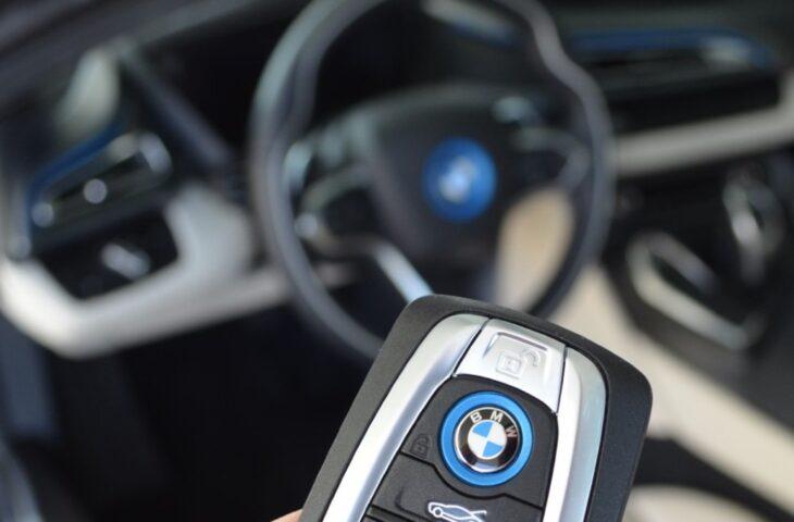 BMW CarKey