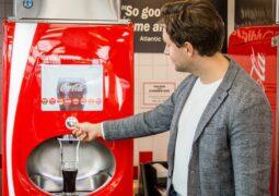 Coca-Cola QR kod