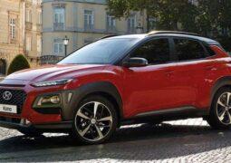 Elektrikli Hyundai Kona