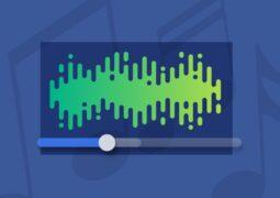 Facebook müzik klipleri için hazır