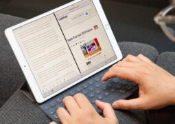 Gmail iPad üzerinde multitasking ile çalışacak