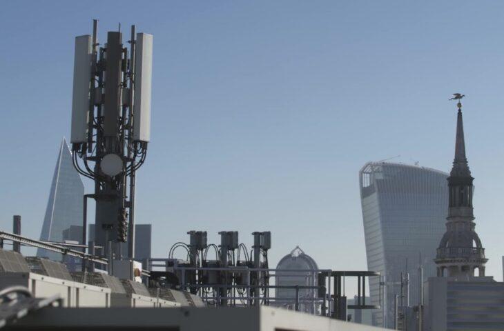 Huawei ile İngiltere