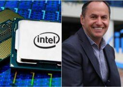 Intel CEO Bob Swan