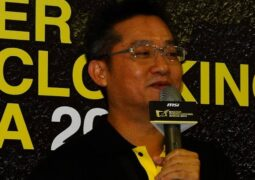 MSI CEO'su Charles Chiang