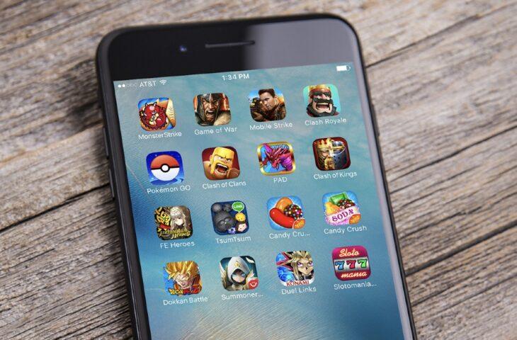 Türkiye mobil oyun