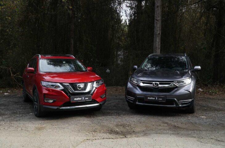 Nissan ve Honda