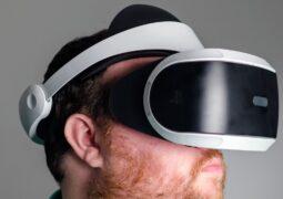Sony VR gözlüğü