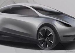 Tesla yeni model araç