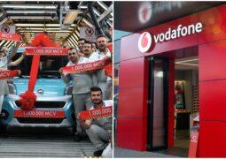 Tofaş ve Vodafone