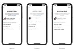 Facebook, Instagram ve Messenger hesapları birleşiyor