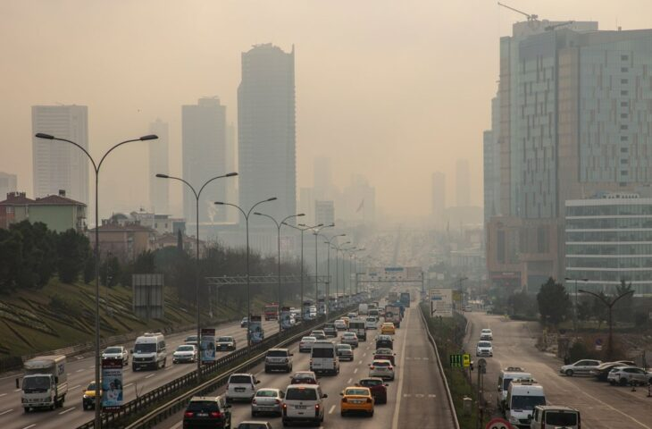 hava kirliliği pandemi
