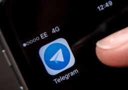Apple ile Telegram