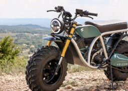 Elektrikli arazi motosikleti