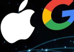 Google ile Apple