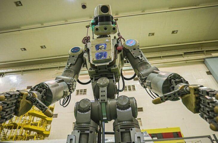 İnsansı robot Fedor