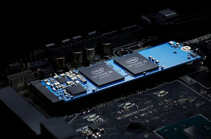 Intel NAND bellek