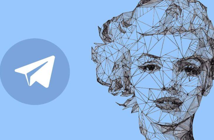 Telegram botu deepfake