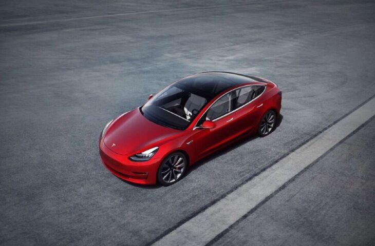 Tesla Avrupa ihracatı