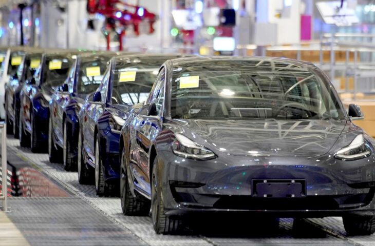 Tesla üretim sorunları