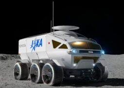 Toyota uzay ajansı