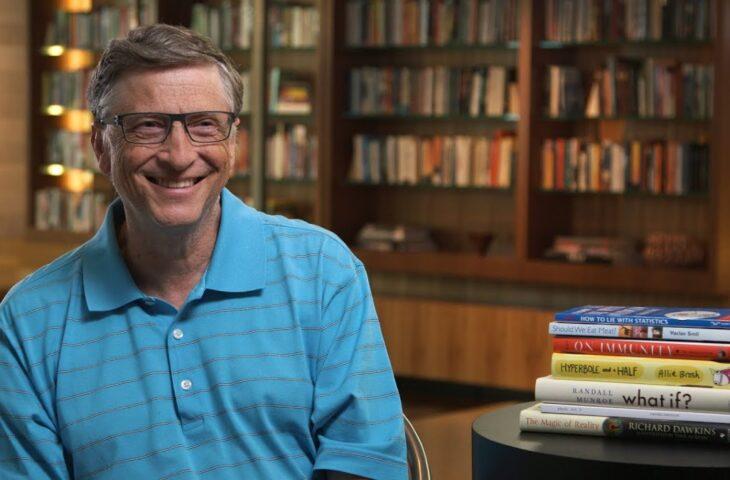Bill Gates kitap