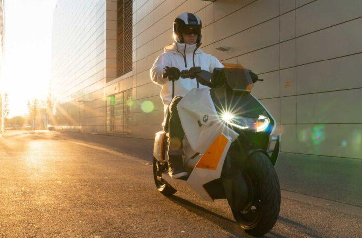 elektrikli motosiklet Definition CE 04
