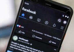 Facebook karanlık mod testleri herkese açıldı