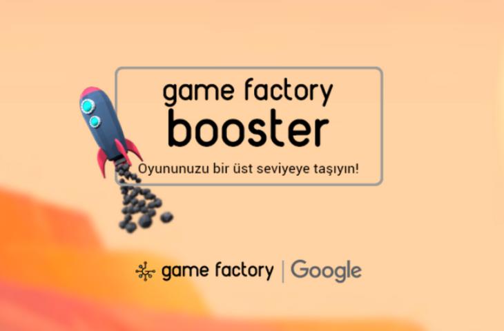 Google ve Game Factory