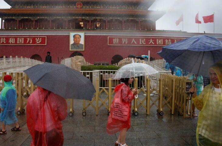 Çin hava koşulları