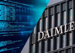 Daimler yazılım