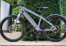 Elektrikli bisiklet Stromer