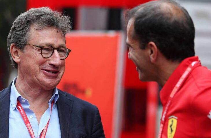 Ferrari CEO'su Louis