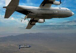 Havada drone yakalama