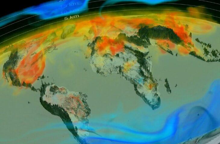 karbon emisyonları azalış