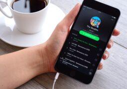 Yapay zeka ile Spotify